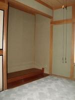 解体の前に・・・「高齢者が住みやすい部屋作り」2