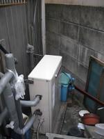 HTパイプで配管をやり直し「f様邸の漏水修理」5