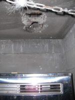 太陽熱温水器と灯油ボイラーの配管図「Tさんの太陽熱温水器」8