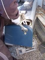 太陽熱温水器SJ-320の給水管を改造「Tさんの太陽熱温水器」5