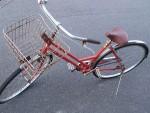 自転車のリング錠を交換