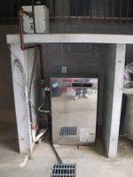 屋内用灯油ボイラーに取り替え「Tさんの太陽熱温水器」9
