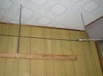 棚作りⅠ 5.天井貼り