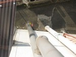 太陽熱温水器から水漏れ?!「水道メーターのパイロットが回る」4