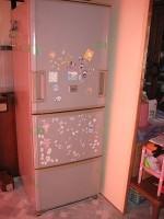 大型冷蔵庫を搬入「大型冷蔵庫」4