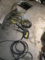 パイプクリーニングホースを使う「排水桝の掃除」1